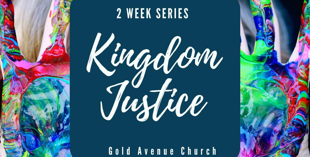 Gold Avenue Church At Home Worship Liturgy 3/29