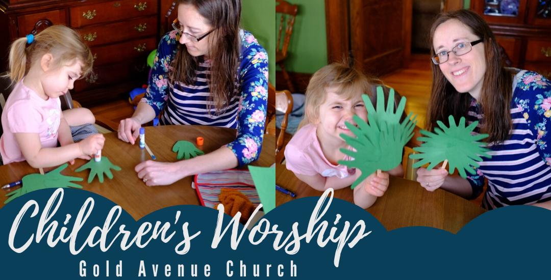 Children's Worship 4.12.20