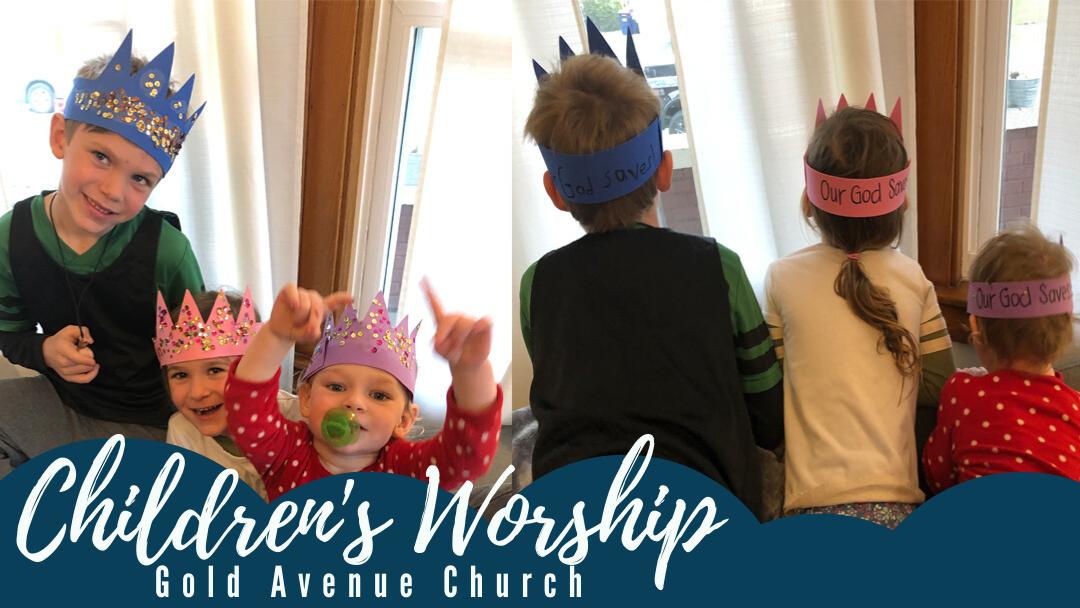 Children's Worship 4.5.20