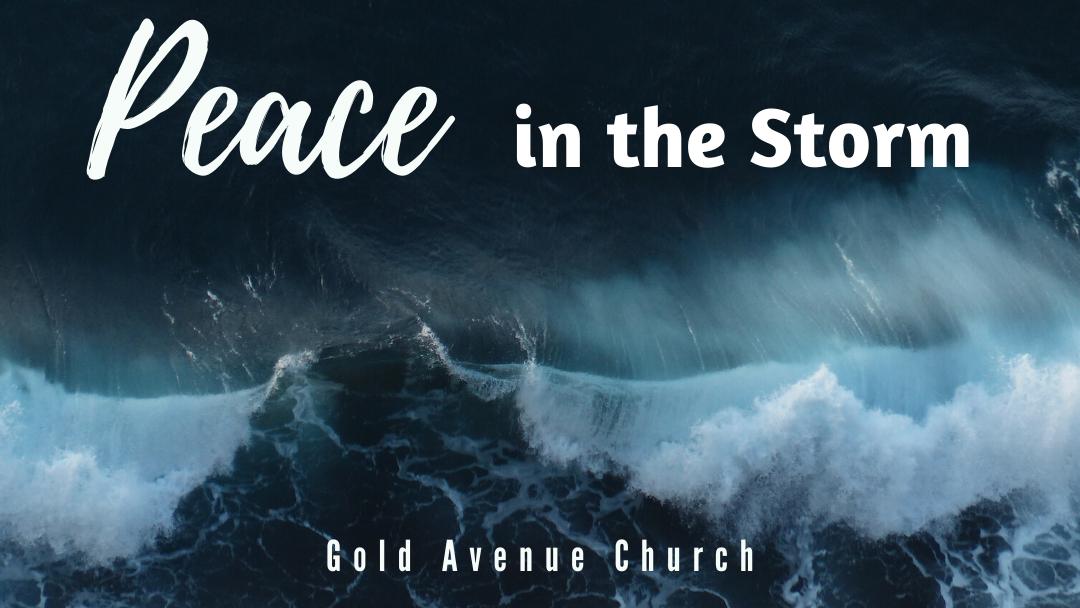 Gold Avenue Church At Home Worship Liturgy 4.5.20
