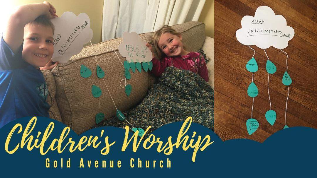 Children's Worship 6.7.20