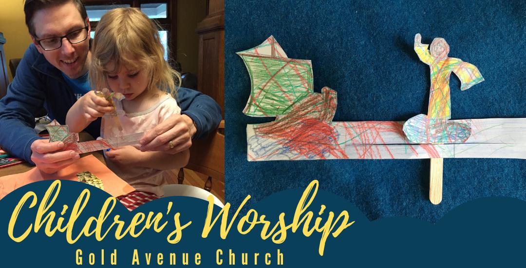 Children's Worship 5.24.20
